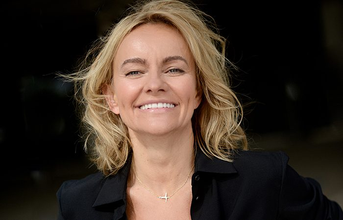 Joanna Czech Embajadora Dior