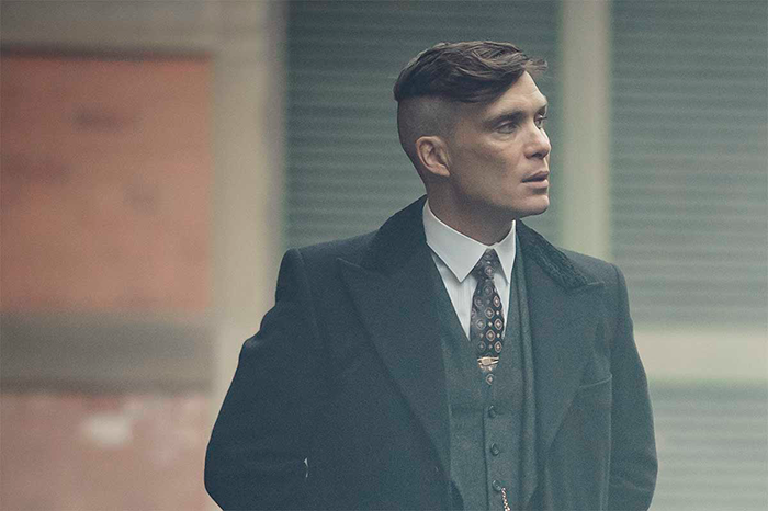 Cillian Murphy, el actor que da vida a Tommy Shelby Peaky Blinders
