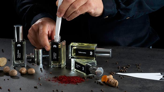 Lucas Sieuzac perfumista