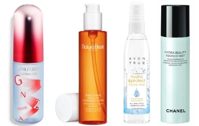 Aguas cosméticas