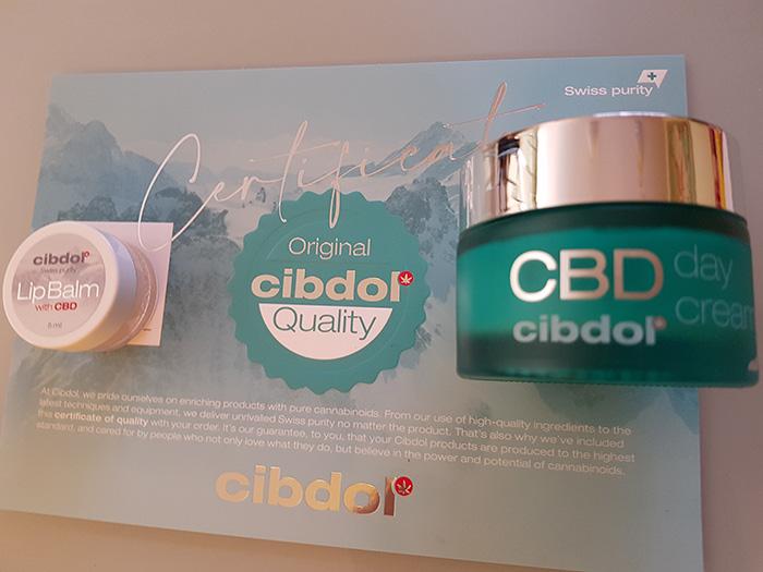 Cbd Cibdol Cosmetica Estilo De Vida Web