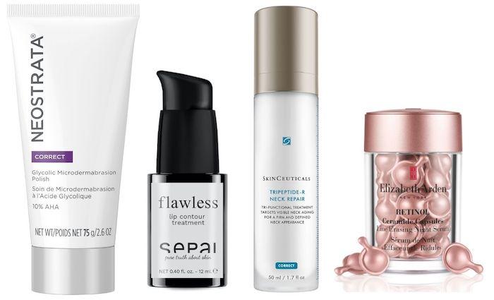 cosméticos Con Retinol