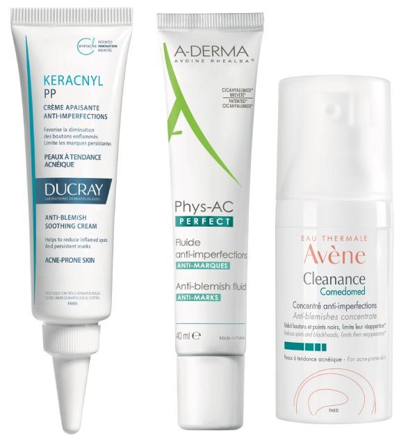 alerta acné