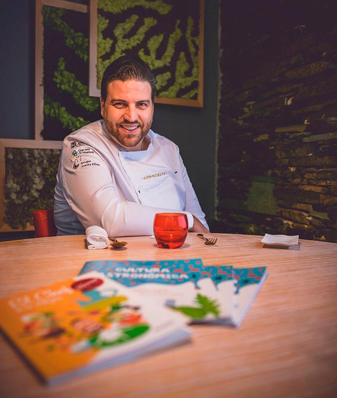 Xanty Elías Gastronomía consciente