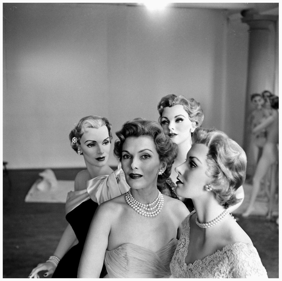 Anita Colby By Nina Leen 1954 1200x1195