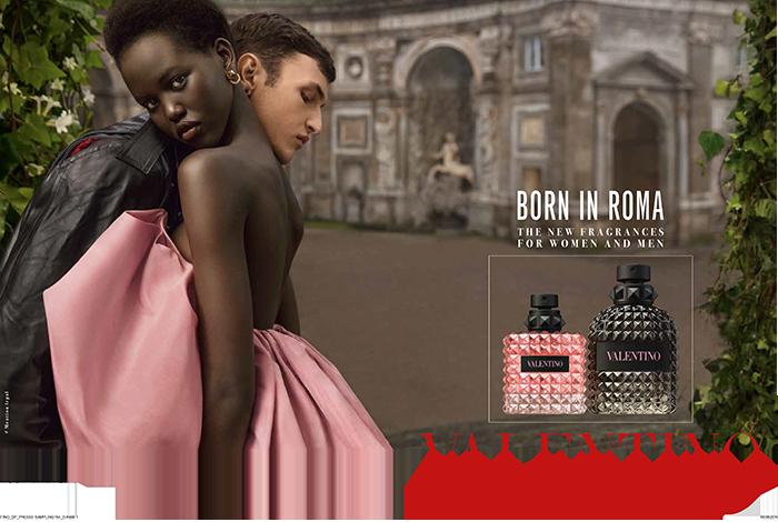 Campaña Femenina Born In Roma Donna De Valentino 1