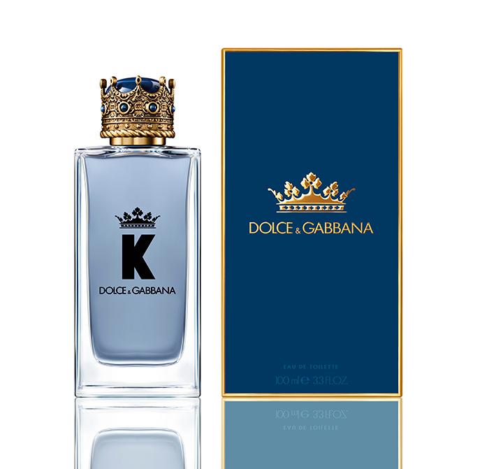 PerfumedelAñoMasculino KdeDolce&Gabbanapackaging