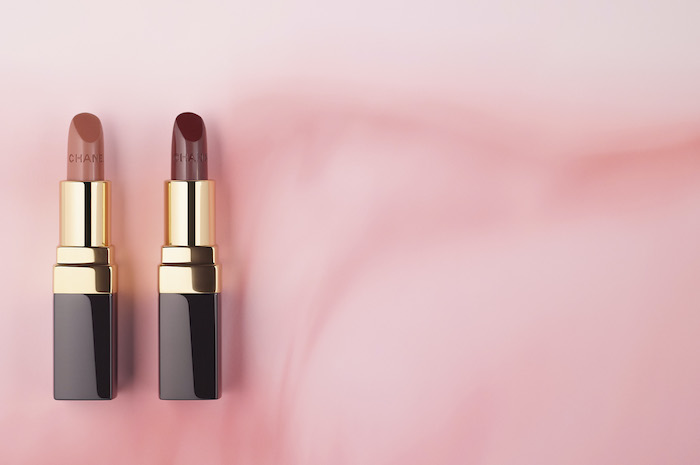 Maquillaje Rosa Chanel