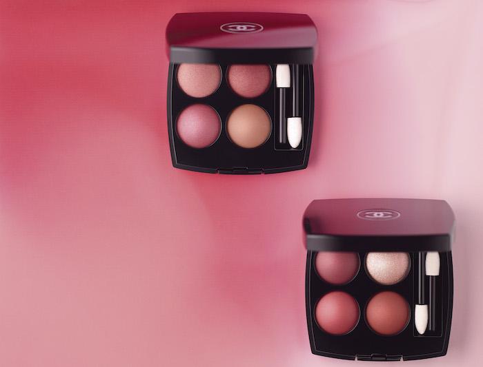 maquillaje rosa de Chanel 2020-2021