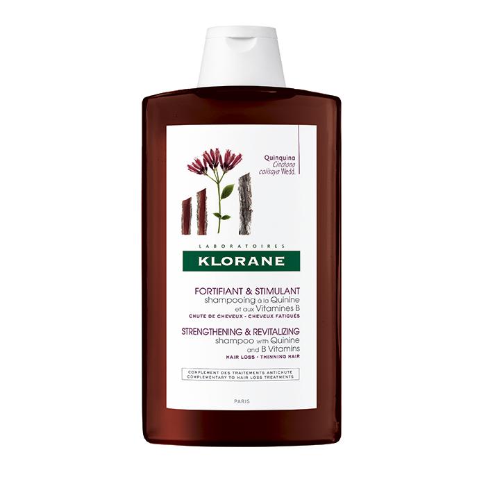 soluciones caída del cabello Klorane a la quinina