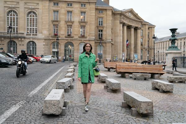 Emily In Paris De Chanel