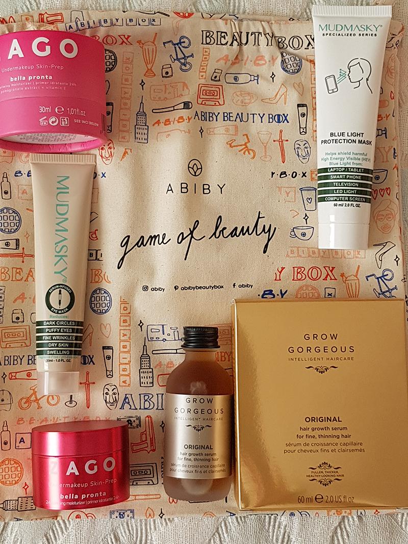Abiby Beauty Box 5
