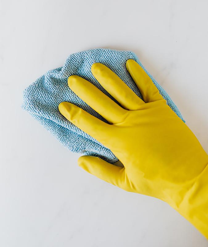 cuidados manos geles hidroalcohólicos