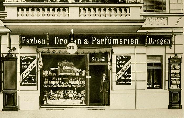 1898 Drogerie