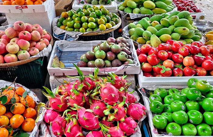 Año Internacional Frutas Y Verduras