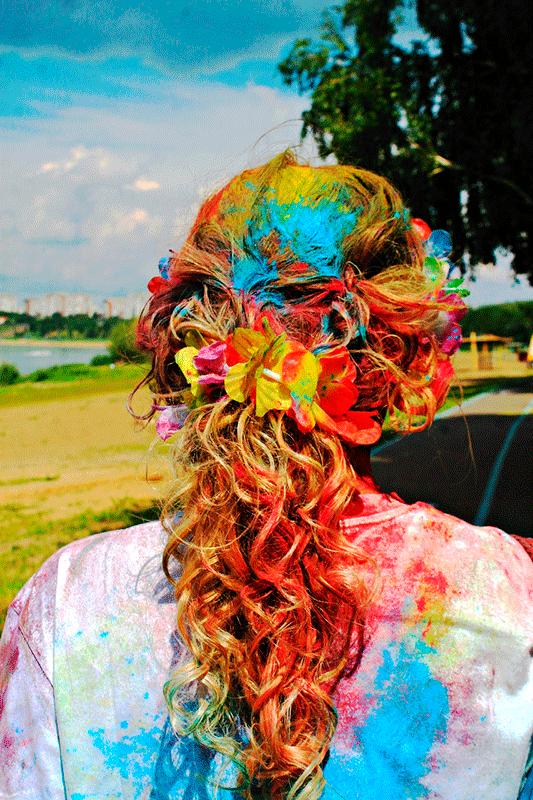 Coloracion Cabello