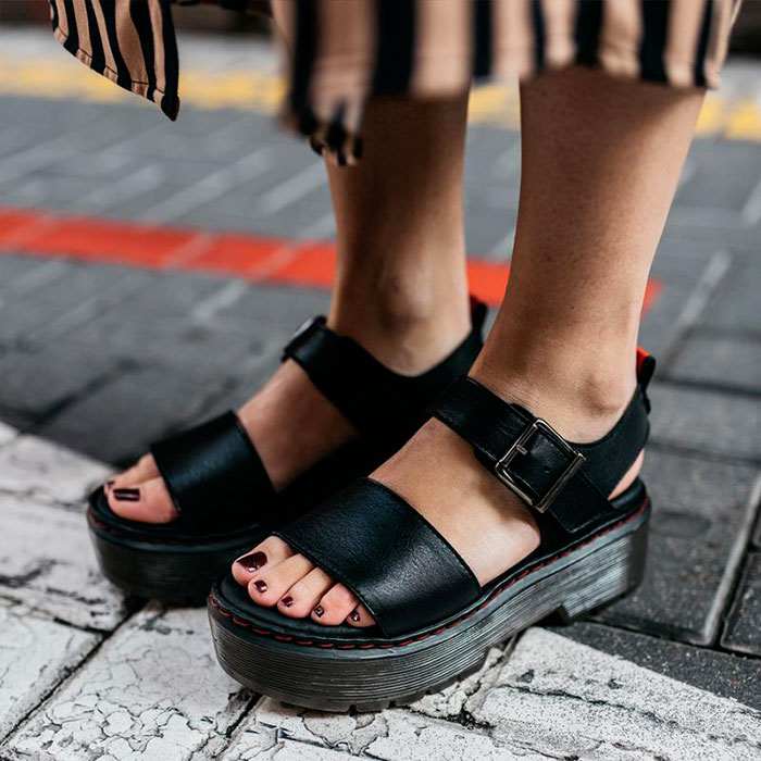 sandalias moda primavera verano 2021