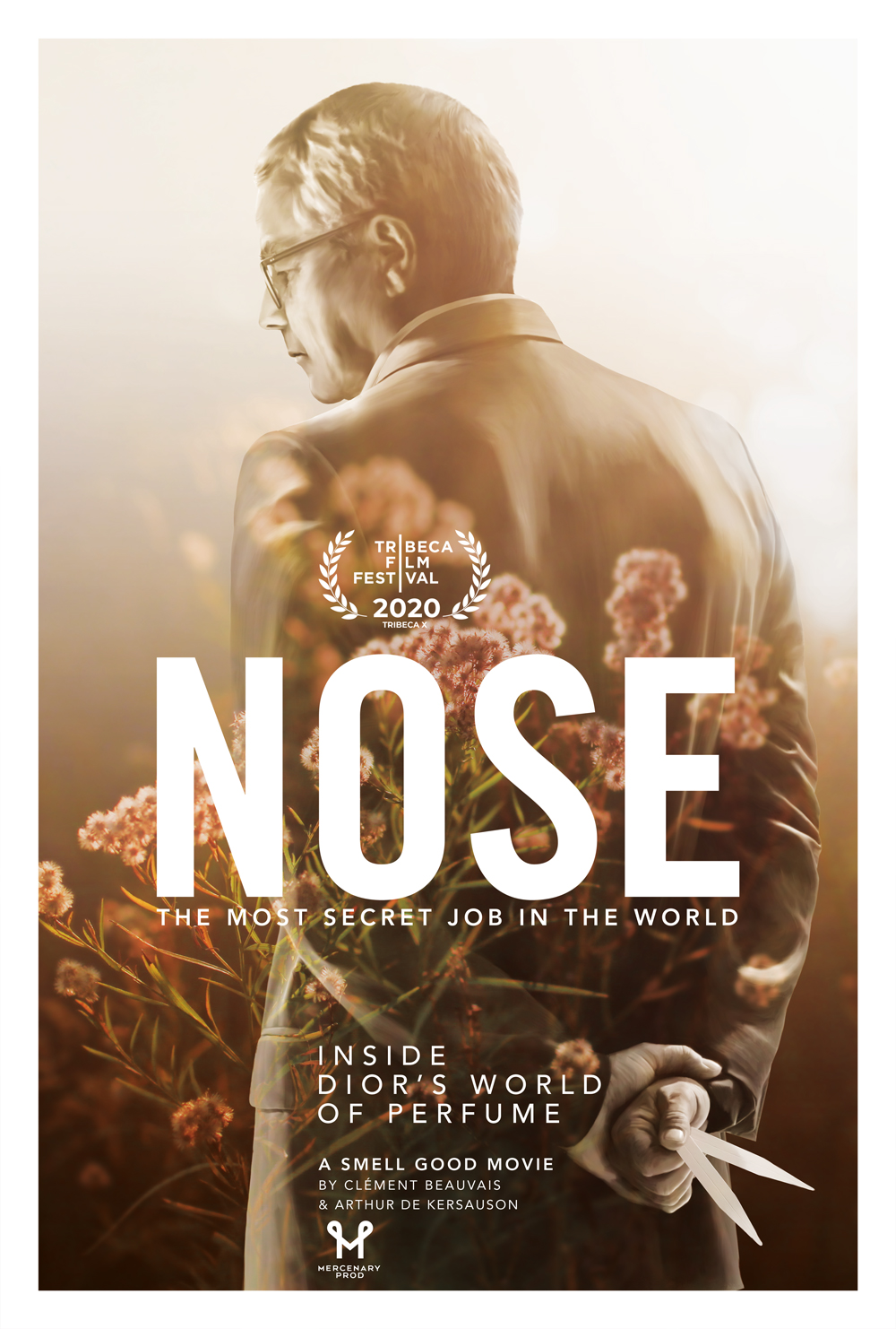 NOSE, el film de Dior