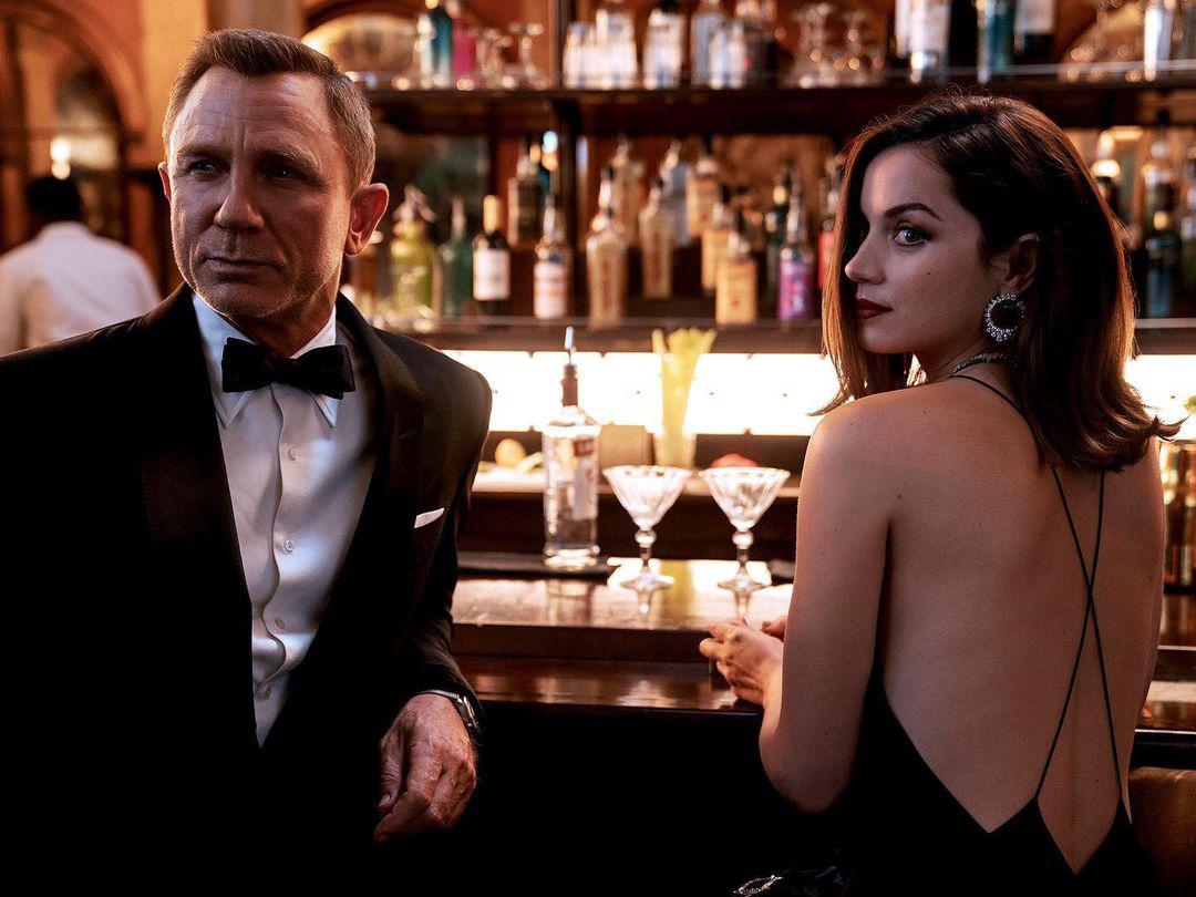 James Bond Ana De Armas