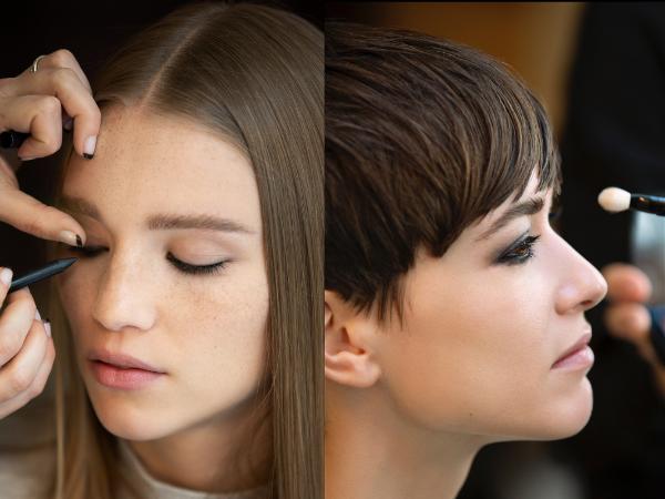 Maquillaje Chanel Invierno 2021