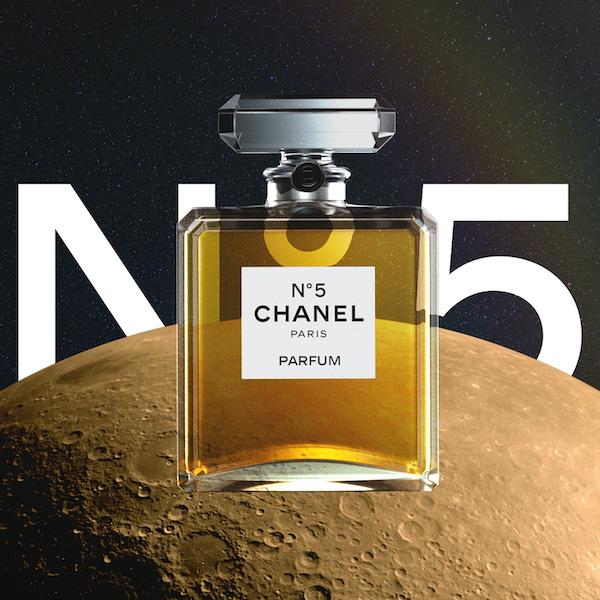 centenario Chanel Nº5