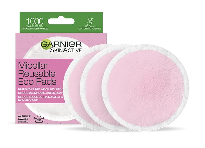 Garnier Eco Pads Discos Algodon