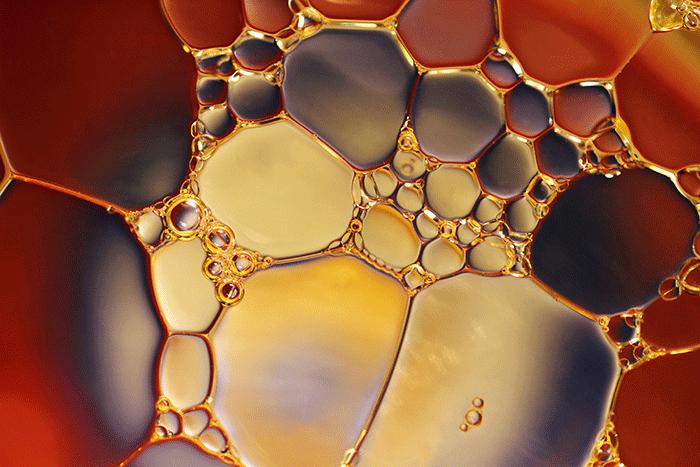 fórmula infusionada en aceite de argán