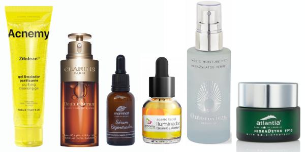 Productos Skinimalismo