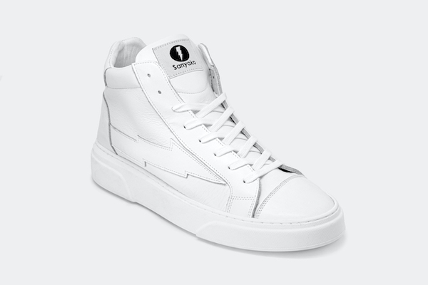 Sneaker De Botín