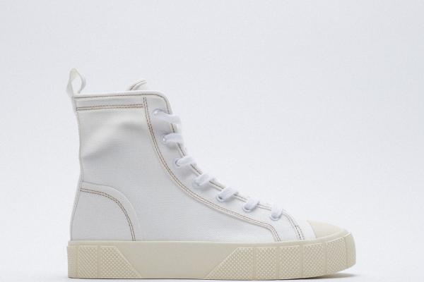 Sneakers De Bota Tendencia 2021