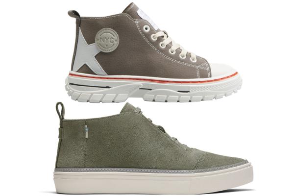 Sneakers Tipo Botín