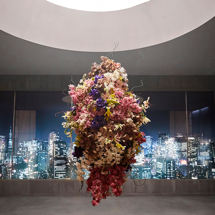 Ginza de Shiseido Bouquet floral
