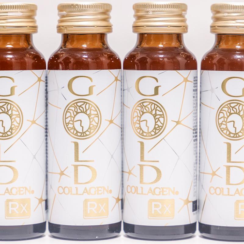Suplementos Colágeno Hidrolizado Gold Collagen RX 2021 BP