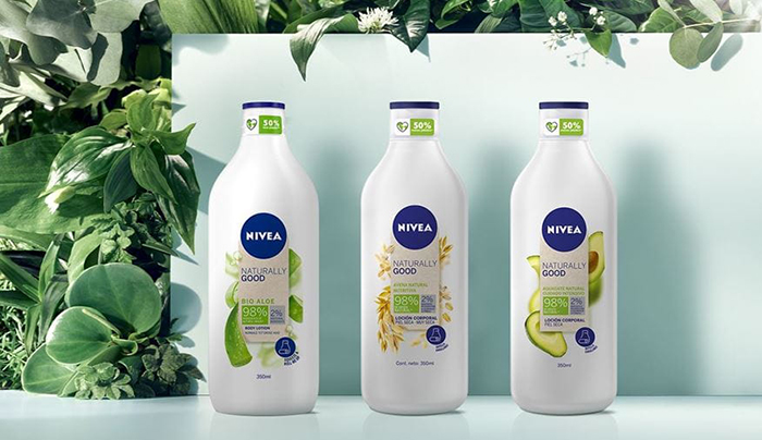 Nivea Naturally Good Lociones Hidratantes