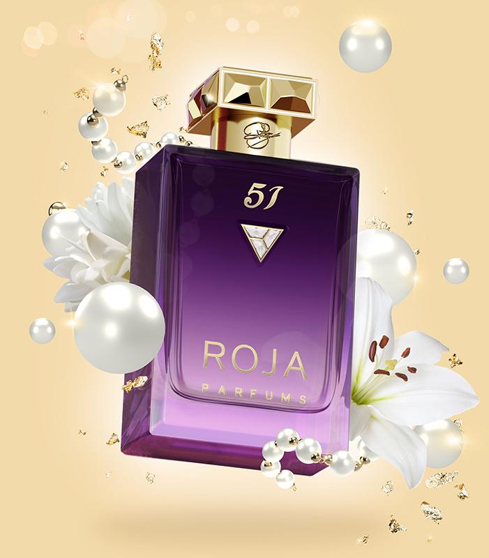 Roja Parfums The Essence De Parfum 51