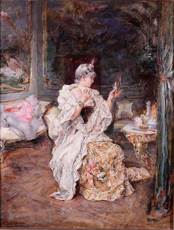 Tocador Frances Siglo XIX Boudoir