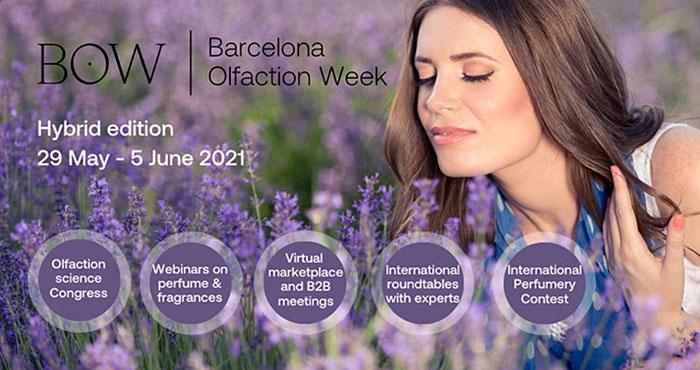 Barcelona Olfaction Week!