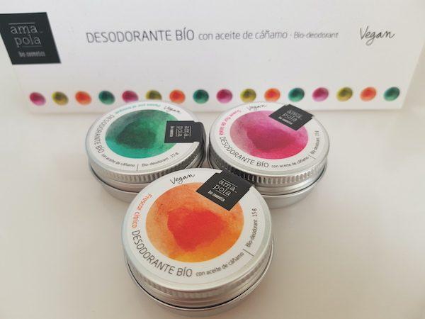 El Desodorante Sólido Que Hará Las Delicias De Las Amantes De La Cosmética Ecológica
