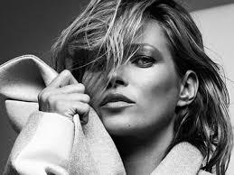 Bryan Adams retrato de Kate Moss