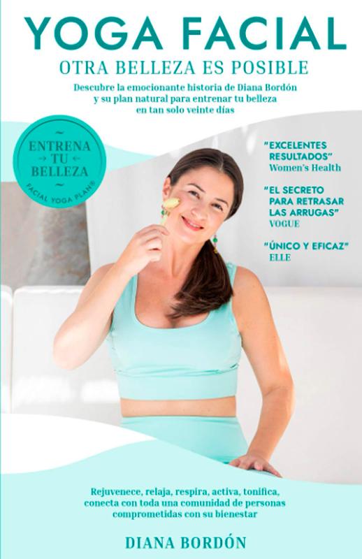 yoga facial con Diana Bordón