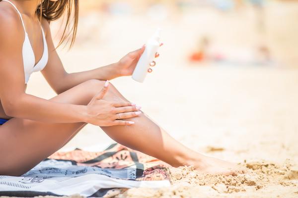 ¿Qué pasa si acumulo capas de SPF sobre la piel?