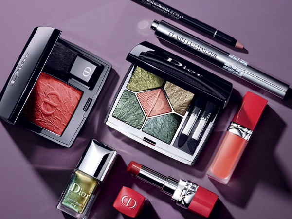 Maquillaje Dior