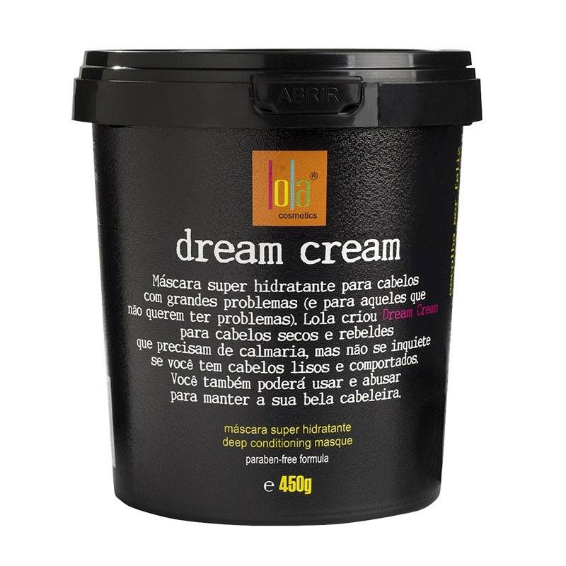 Mascarilla Hidratante Dream Cream Lola Cosmetics