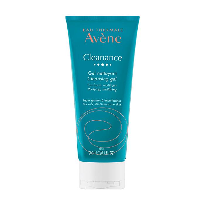 Novedades cosméticas anti-acné farmacias WEB AVÈNE CLEANANCE GEL LIMPIADOR 200ml