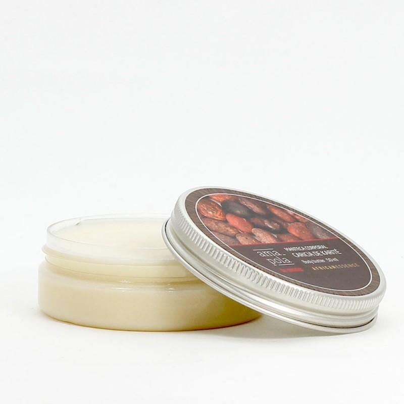Caricia De Karite y aceite de argán de Amapola Biocosmetics