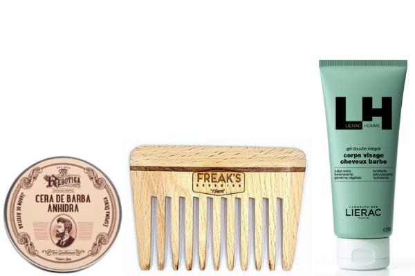 Productos Barbería
