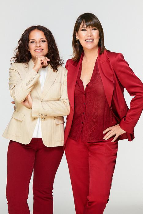 Mabel Lozano & Paka Díaz Entrevista Belleza Pura