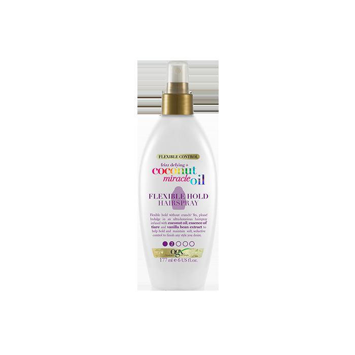OGX Peinado CoconutMiracleOil FlexHairspray
