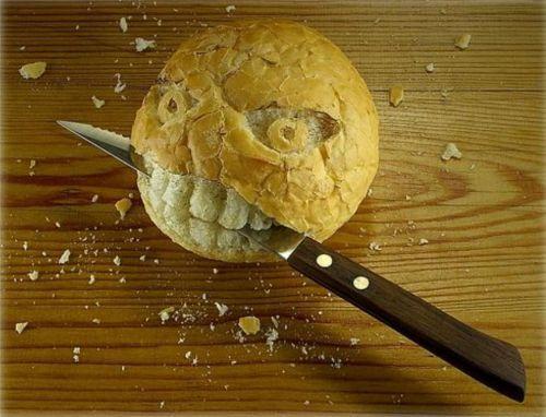 Arte con comida [Muy divertido]